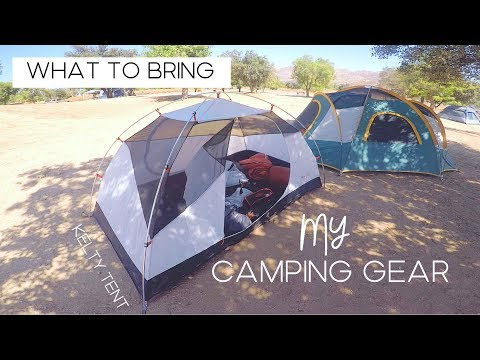 Outdoor Camping Gear Accessories: What To Bring For Camping & Cooking