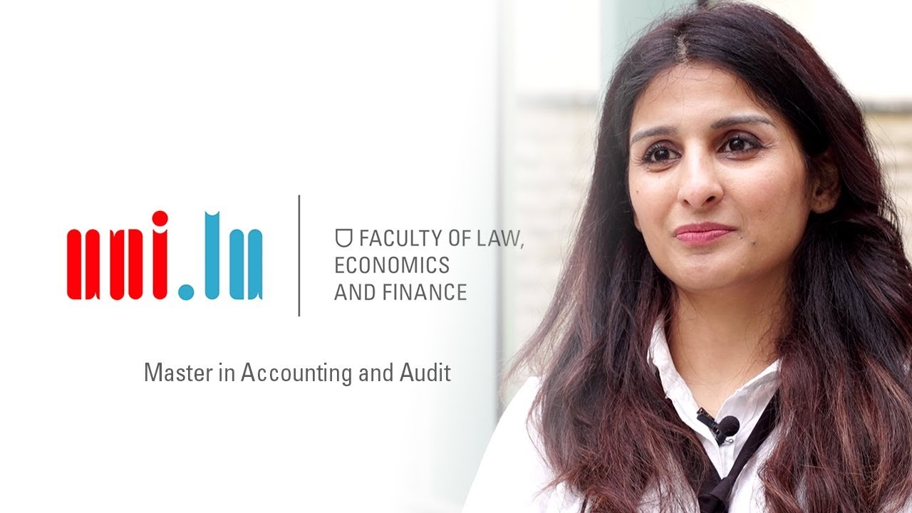 Master in Accounting and Audit