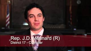 Legislative Profiles: Rep. J.D. Mesnard