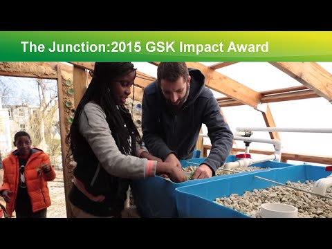 Beyond GSK: Planting the seeds for healthier communities