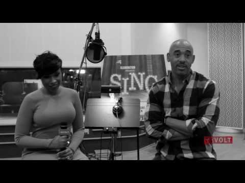 Interview | Jennifer Hudson and Harvey Mason, Jr. on 'Sing'