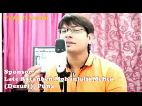 Harsh Rakhecha - Maa Mother's Days Special Song By Vicky D Parekh  Puja Hai Tujhko Latest Emotional