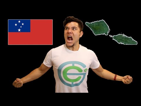 Geography Now! SAMOA
