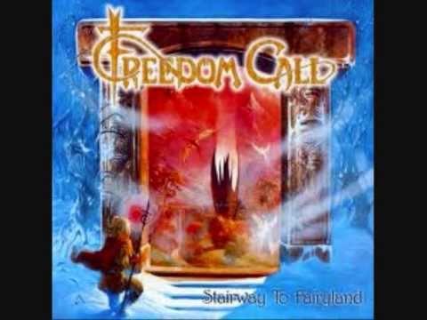 Freedom Call - Fairyland (lyrics)