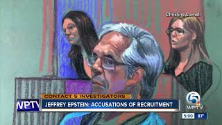 Jeffrey Epstein: Trove of records unsealed in defamation case against alleged procurer of teen girls