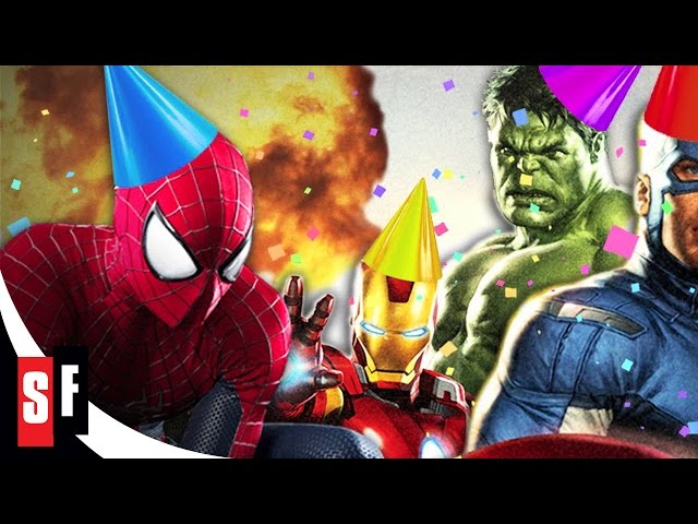 Spider-Man Joins the Marvel Cinematic Universe - Shout! Roundtable Ep. 65