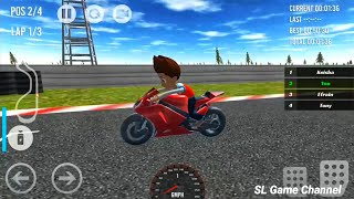 Paw Ryder Moto Patrol Race 3D - Bike Racing Games - Bike Games - Android Gameplay FHD