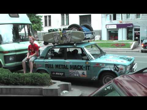Full Metal Hack It - Mongol Rally 2009