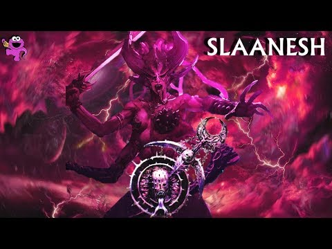 Slaanesh in Total War Warhammer 3 - Daemons of Chaos Lore, Army, Units, and Tactics