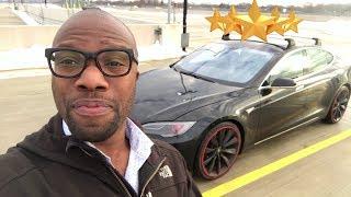 Tesla 5 Star Service!