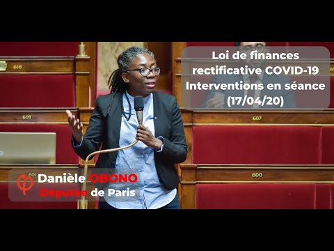 🏛 COVID-19 : INSUFFISANCES ET DANGERS DE LA LOI DE FINANCES RECTIFICATIVE (17/04/20)