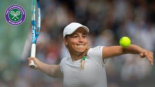 Naomi Osaka vs Yulia Putintseva Wimbledon 2019 First Round Highlights