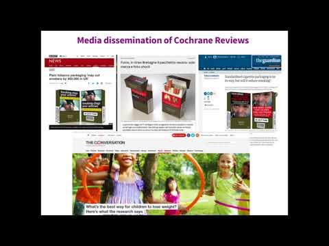 Cochrane AGM 2017: Editor in Chief Report