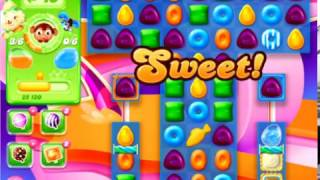 Candy Crush Jelly Saga Level 807 - NO BOOSTERS ***