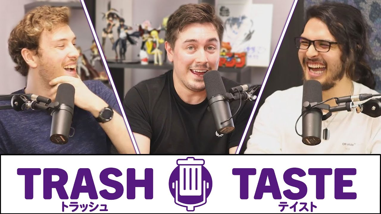 Don't Be a YouTuber in Japan (ft. Abroad in Japan) | Trash Taste #5