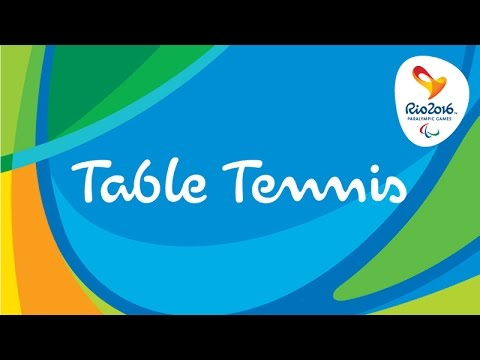 Rio 2016 Paralympic Games | Table Tennis Day 9 | LIVE