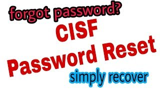 How to reset registration and password