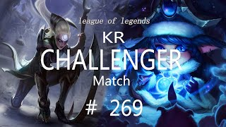 Korea Challenger Match #269/LO…
