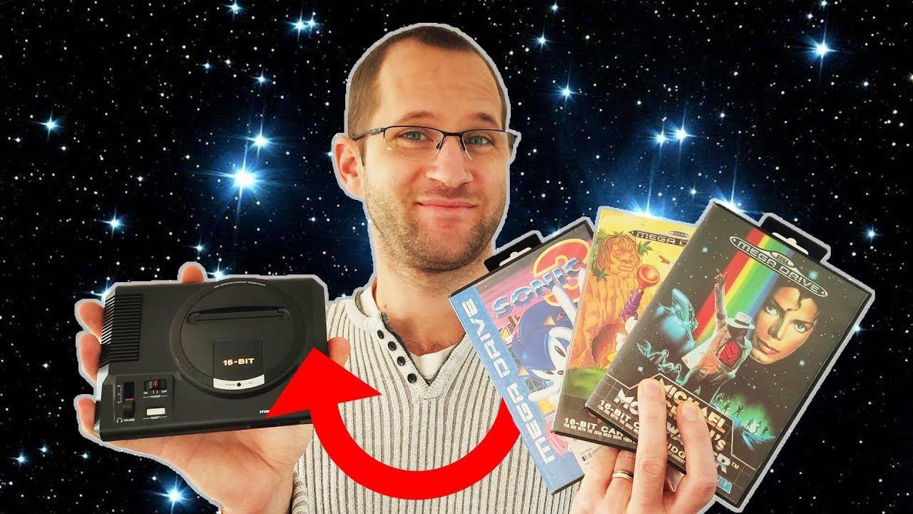 Project Lunar Sega Mega Drive Modmyclassic