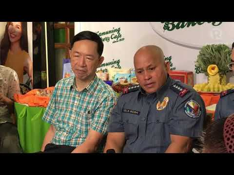 Dela Rosa explains when the PNP can join PDEA operations