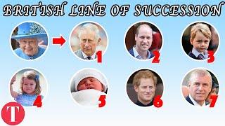 Explaining The Complicated British Royal Family Tree