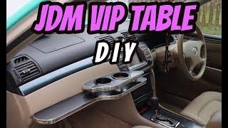 Itse tehty VIP poyta - Toyota Brevis