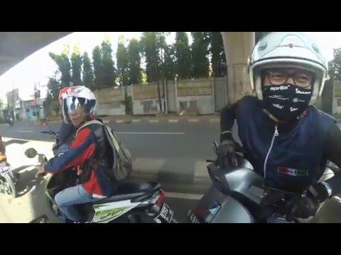 Senayan Ride to Kemang with the Ducatis - Jakarta, Indonesia