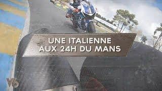 La seule moto italienne des 24h du Mans - V6