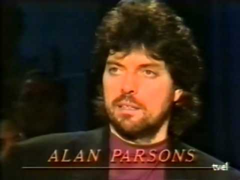 "Alan Parsons Project Interview and performance of ""Freudiana"" 1990"