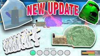 NEW GOD LOCATION , ANTS , GIANT AND MORE IN BOOGA BOOGA // ROBLOX