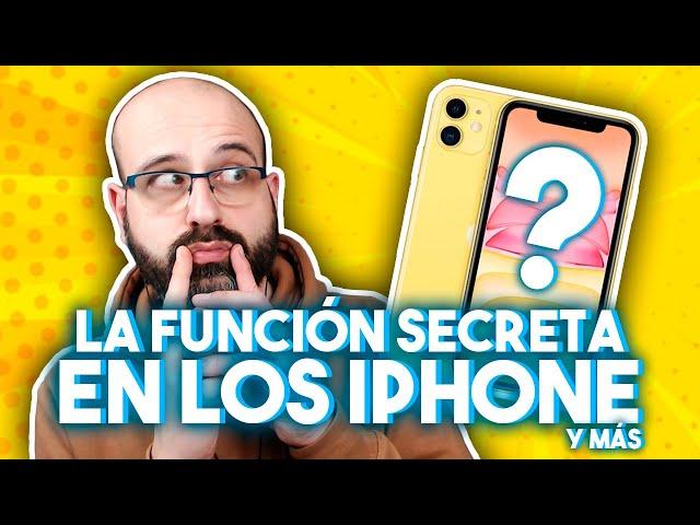 📱 LA FUNCIÓN SECRETA EN LOS IPHONE Y MÁS | La red de Mario