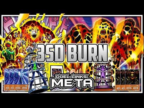 BURN: Three-Star Demotion [Yu-Gi-Oh! Duel Links]