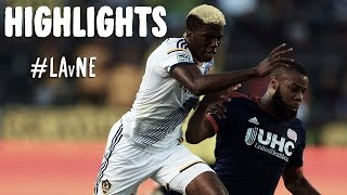 HIGHLIGHTS: L.A. Galaxy vs New England Revolution | July 16, 2014 thumbnail