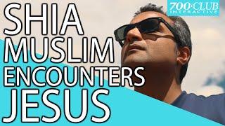 Shia MUSLIM Encounters Jesus | Fขll Episode | 700 Club Interactive