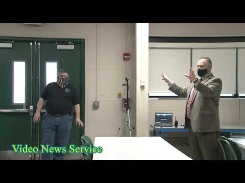 BATAVIA/Electro-Mechanical Trades new lab space at Genesee Valley BOCES