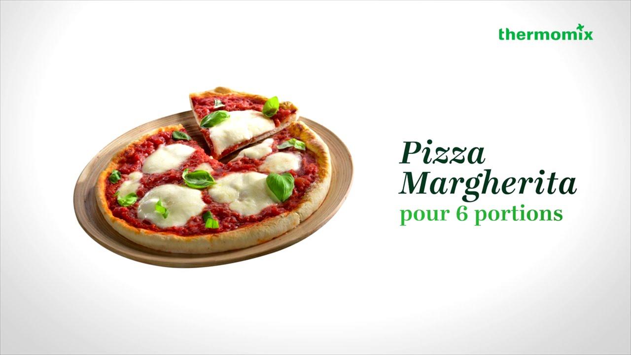 Faites Des Economies Tous Les Jours Pizza Margherita Au Thermomix