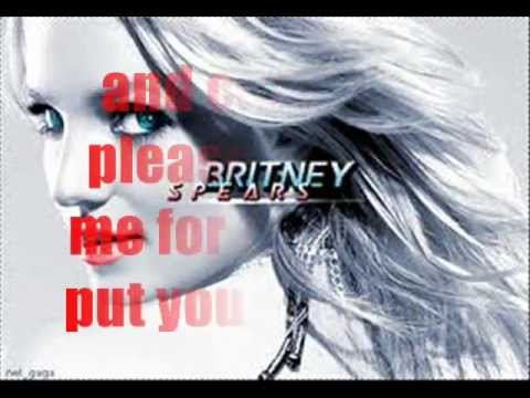Britney Spears Email My Heart with Lyrics by Jr