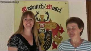 Moezel-Reizen bezoekt Gästehaus Arens-Hirschen in Mesenich