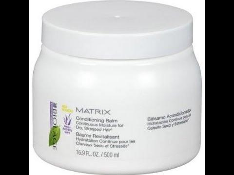 Natural Hair: Matrix Biolage Conditioning Balm