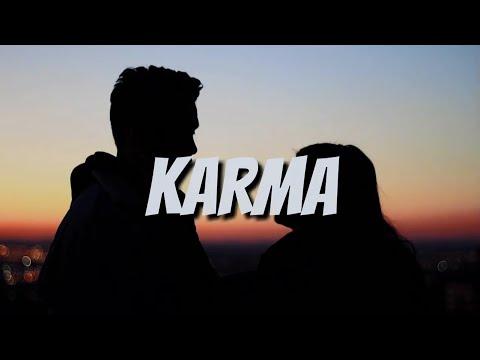 Karma - GuyonWaton (lyrics Video)