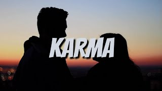 Karma - GuyonWaton (lyrics video)