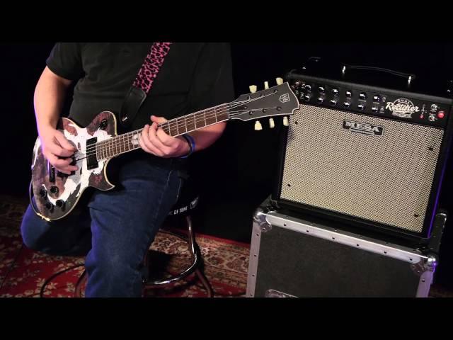MESA/Boogie Recto-Verb 25 Ch. 2 MODERN – Metal