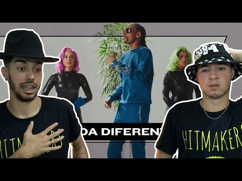 REAGINDO A Anitta with Ludmilla and Snoop Dogg feat Papatinho - Onda Diferente