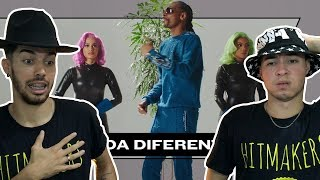 Baixar REAGINDO A Anitta with Ludmilla and Snoop Dogg feat. Papatinho - Onda Diferente Official Music Video