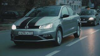 Обзор и тест-драйв Volkswagen Polo седан GT 2016 // АвтоВести Online(Объявления Volkswagen Polo на Авто.ру: ..., 2016-11-10T15:02:04.000Z)