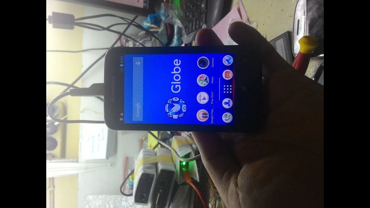 Lenovo A316i Fix Done File tested Flashing/program with sp flash