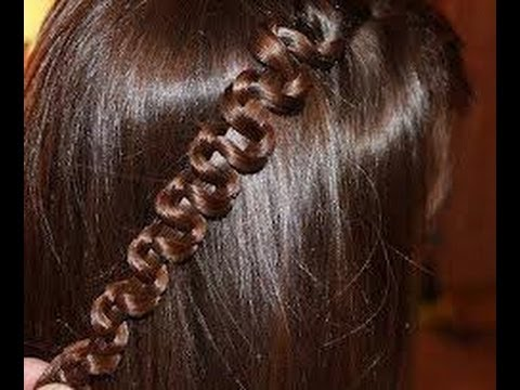 tutorial how to do a snake braid youtube