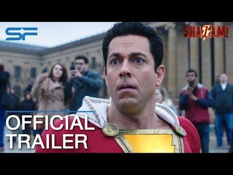 Shazam! ชาแซม!   Official Trailer F5 ตัวอย่าง ซับไทย