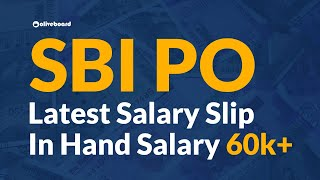 In Hand Salary of SBI PO | Salary & Perks of SBI PO | SBI PO 2020