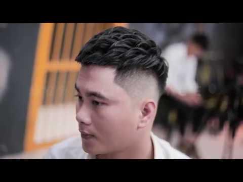 textured crop drop fade haircut